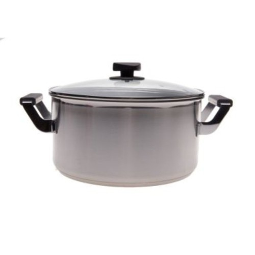 Foto Produk Bima Panci 20 cm Heritance Classic / Saucepot Stainless dari Dapur Oke