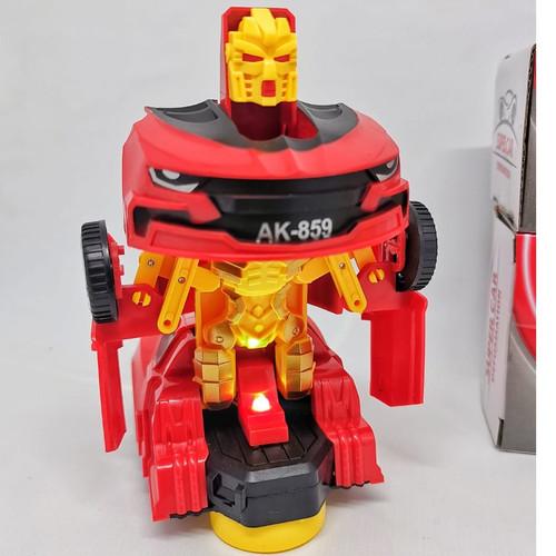 Foto Produk Mainan Mobil Transformer Bumble Bee Bisa Jadi Robot No.8986 dari EAZYTOYS