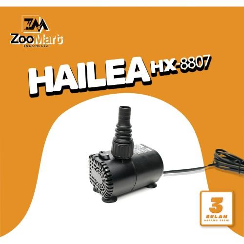 Foto Produk Hailea HX-8807 Pompa Air / Pompa Aquarium / Water Pump / Hidroponik dari ZooMart