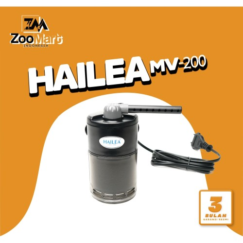 Foto Produk Hailea MV-200 / Filter Internal Aquarium / Filter Ikan / Aquarium dari ZooMart