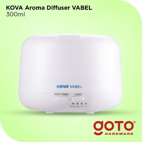 Foto Produk Kova Vabel Humidifier Diffuser Aroma Terapi Essential oil Pelembab - 300 ML dari GOTO Hardware