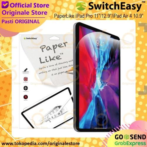 "Foto Produk SwitchEasy Paperlike iPad Pro 11"" - 12.9"" 2020 Anti Glare Screen Guard - iPad Pro 11 dari Originale Store"