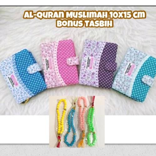 Foto Produk Al Quran Wanita Alquran Akhwat Terjemahan - Quran Pelangi dari Kinantikomik