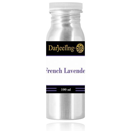 Foto Produk 100ml French Lavender Essential Oil Minyak Lavender 100% Murni dari Darjeeling Store