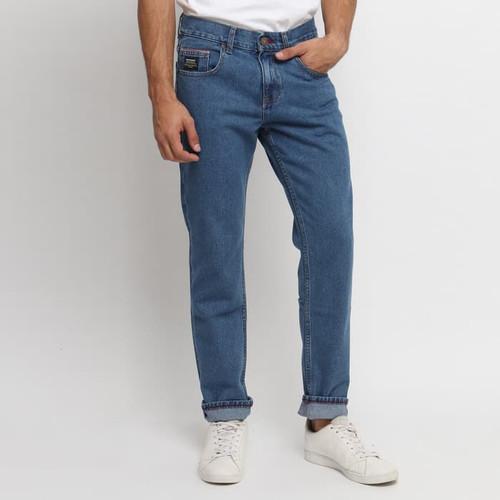 Foto Produk PAPPERDINE JEANS 311 Bleach Selvedge Non Stretch Celana Pria Panjang - 30 dari Papperdine Jeans