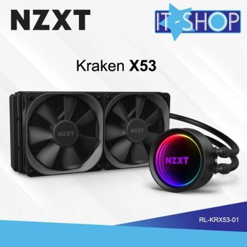 Foto Produk NZXT Fan Cooling Processor LIQUID KRAKEN X53 dari IT-SHOP-ONLINE