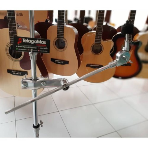 Foto Produk Arm boom with clamp cymbal stand dari telaga mas music