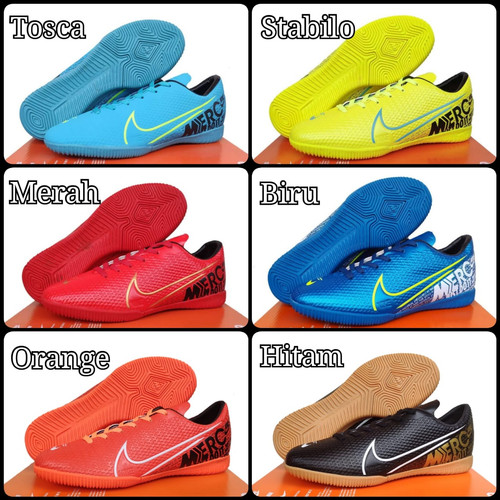 Foto Produk Sepatu Futsal Nike Mercurial X Grade Ori - Stabilo, 41 dari Raffa-Sport