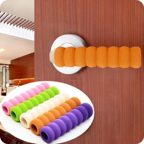 Foto Produk Pelindung / Pembalut Gagang Pintu Bahan Spons Spiral dari Dunia Jasmine