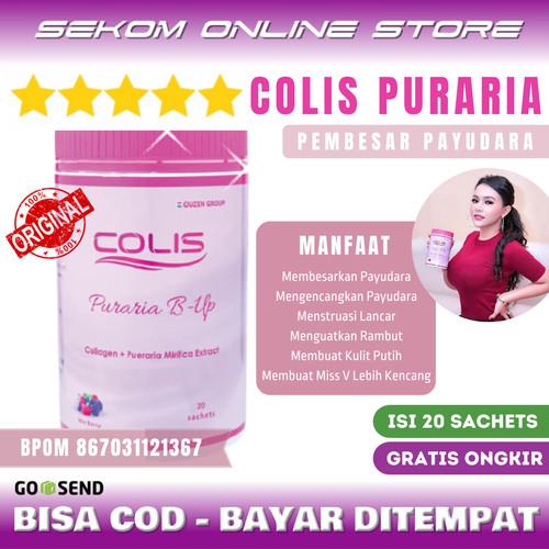 Foto Produk COLIS PURARIA B-UP Suplemen Pembesar Payudara Aman BPOM Original dari SEKOM ONLINE STORE