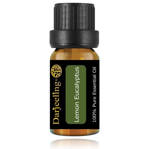 Foto Produk 10ml Lemon Eucalyptus Essential Oil Minyak Eukaliptus 100% Alami dari Darjeeling Store