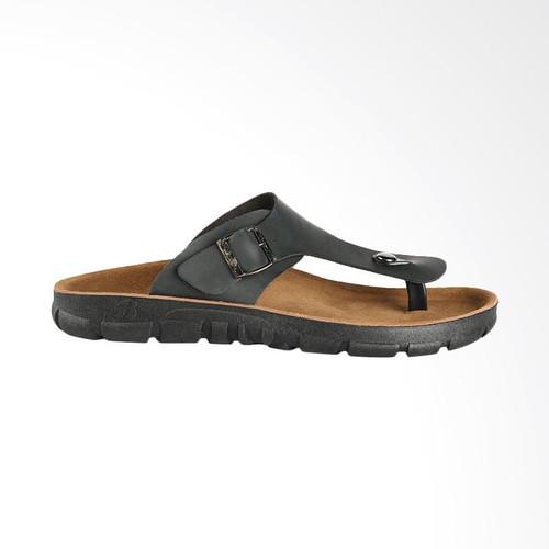 Foto Produk BATA Sandal Pria ENERG BLACK 8736077 - 43 dari Bata Official Store