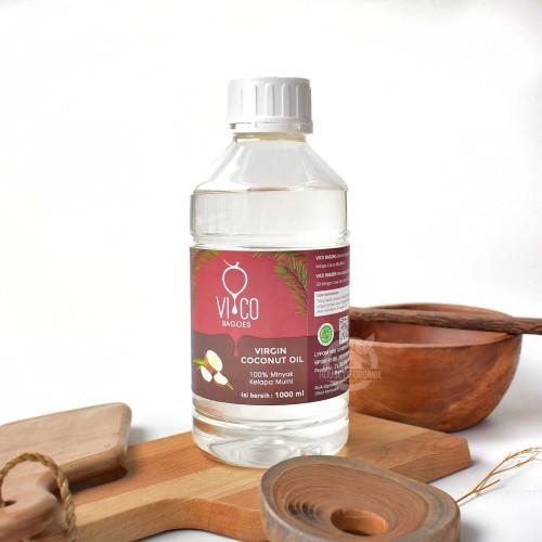 Foto Produk VICO Bagoes Extra Virgin Coconut Oil 1 liter dari House Of Organix