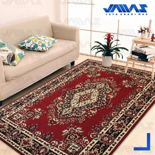 Foto Produk Karpet Permadani Klasik Ekslusif Ukuran Besar 2.1 x 3.1 meter - 72 BB dari JAMAS Carpet