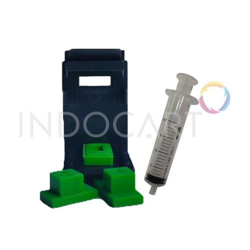 Foto Produk Refill Clip-Tool Kit-Klip Penyedot Tinta Cartridge HP 802 803 901 dari INDOCART