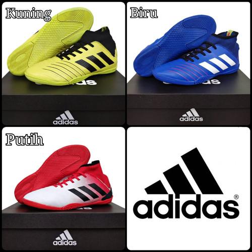 Foto Produk Sepatu Futsal Adidas Predator Booth - Kuning, 40 dari Raffa-Sport
