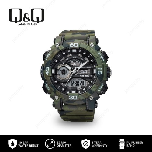 Jual Jam Tangan Digital Pria Army Q Q Gw87 Gw87j Gw87j005y Original Kota Surabaya Q Q Original Watches Sby Tokopedia