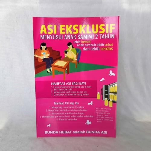 Foto Produk Poster ASI Eksklusif 2 dari Syafana