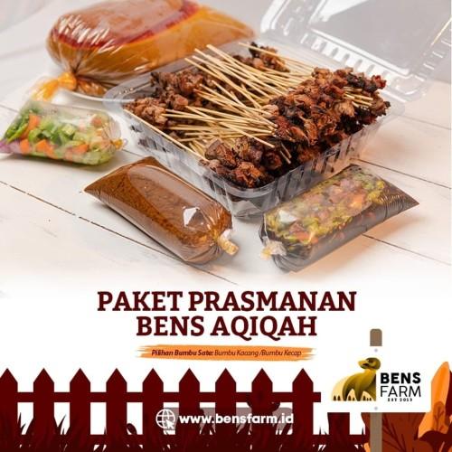 Foto Produk Paket Aqiqah Murah Prasmanan Jabodetabek dari bensfarm