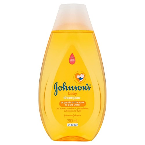 Foto Produk Johnson's Baby Shampoo 200ml dari Yen's Baby & Kid Official Shop