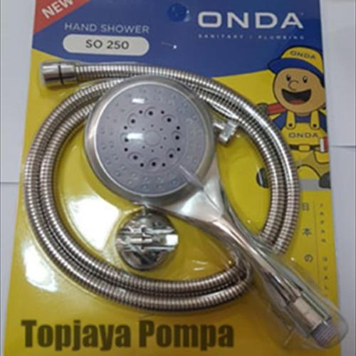 Foto Produk HAND SHOWER / SHOWER MANDI SO 250 ONDA dari TOPJAYA POMPA