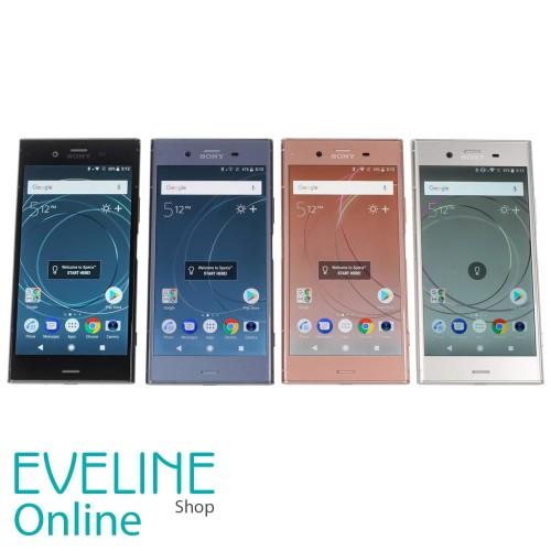 Foto Produk Sony Xperia XZ1 Dual SIM GLOBAL - Black dari Eveline Online_Shop
