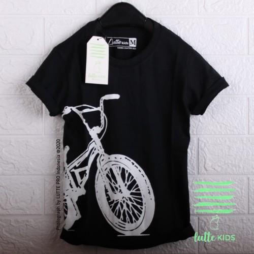 Foto Produk Kaos Distro Anak/BMX/Lutte Kids - S dari Lutte_pro