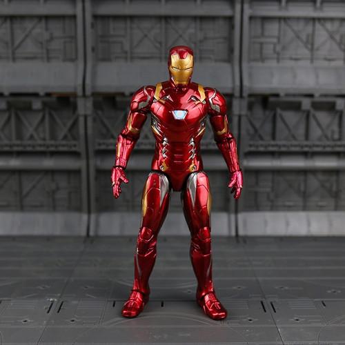Foto Produk Iron Man Mark 50 Action Figure Recast dari Boluner-Shop