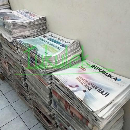 Foto Produk koran bekas dari Tukulekshop