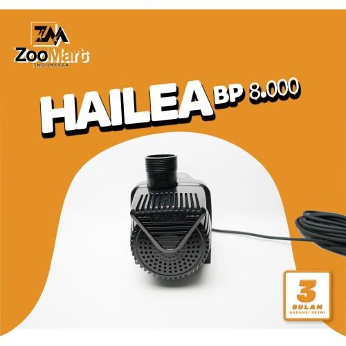 Foto Produk Hailea BP-8000 Pompa Air / Pompa Aquarium / Water Pump / Pompa Kolam dari ZooMart
