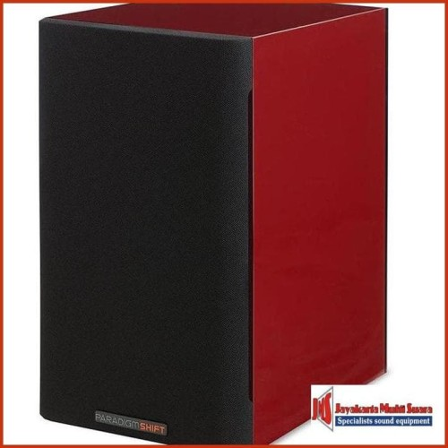 Foto Produk PARADIGM SHIFT A2 SPEAKER / VERMILLION RED / BOOKSHELF SPEAKER dari Jayakarta Multi Suara