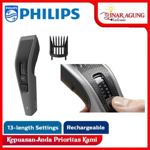 Foto Produk Philips Hair Clipper / Alat Cukur HC 3520 - GARANSI RESMI dari sinar agung electronic