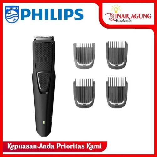 Foto Produk PHILIPS Beard Trimmer 1000 BT1214/15 100% ORI dari sinar agung electronic