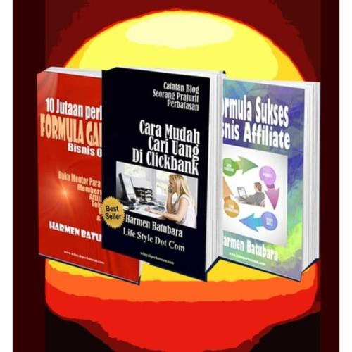 Foto Produk Paket 3 Buku Bisnis Online Best Seller dari Buku Perbatasan