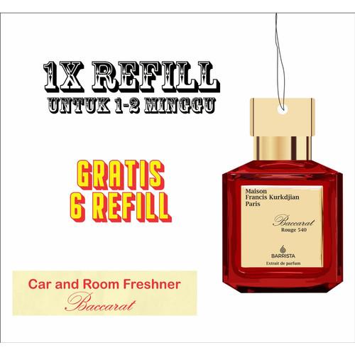 Foto Produk Parfum Mobil & Ruangan Baccarat Rouge 540 FREE Refill - Baccarat dari Distributor HPAI