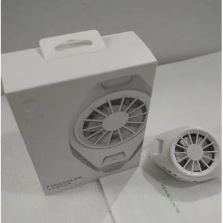 Foto Produk Blackshark FUNCOOLER PRO Fun Cooler Fan ASUS ROG JAKARTA ORIGINAL - Putih dari JUALGADGETS