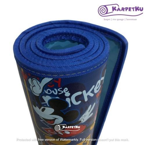 Foto Produk [PREMIUM QUALITY] Karpet / Tikar Lantai Plastik Spon Eva - OSAKA 10MM dari KarpetKu Official