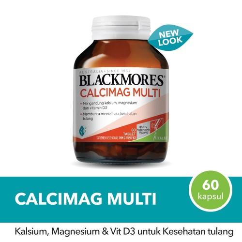 Foto Produk Blackmores Calcimag Multi (60) dari Blackmores Wellness