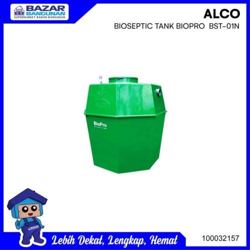 Foto Produk SEPTIC TANK / SEPTICTANK / SEPTIK SEPTIKTANK BIO ALCO BIOPRO BST 01 N dari Bazar Bangunan