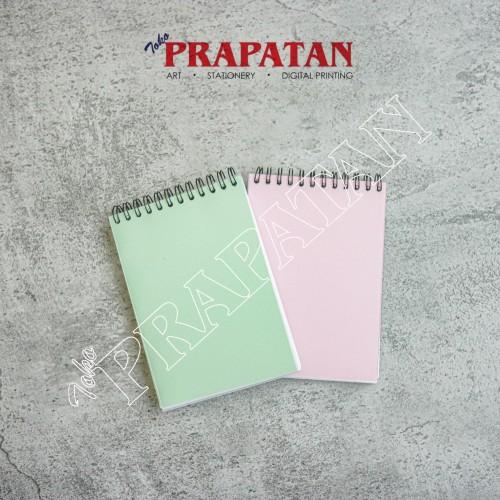 Foto Produk Note book / Buku Notes / Buku catatan polos A6 dari Toko Prapatan-alat lukis