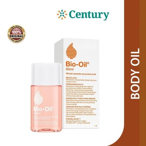 Foto Produk Bio Oil 60Ml / Bekas Luka / Stretch Mark / Selulit / Kulit Kering dari CENTURY HEALTHCARE
