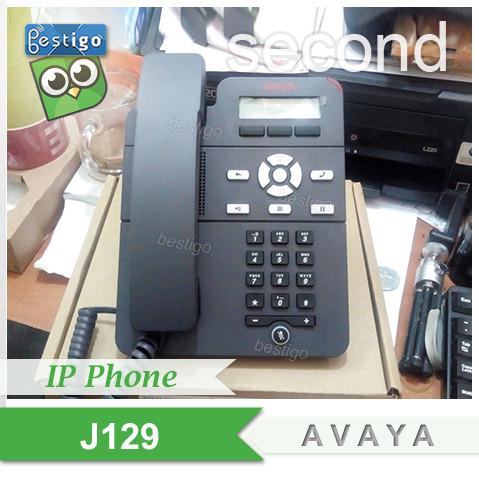 Foto Produk IP Phone Avaya J129 dari BESTIGO PABX TELEPON