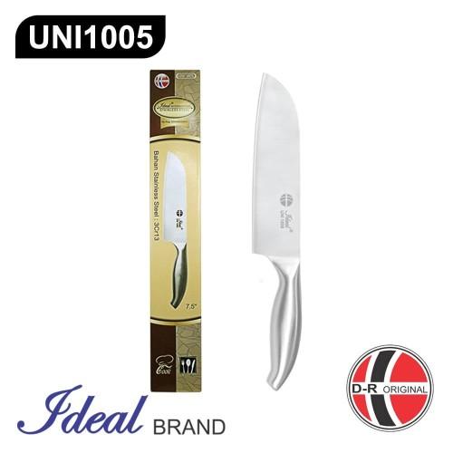 Foto Produk IDEAL UNI1005 Unibody Stainless Steel Cook Knife (Pisau Koki) dari IDEAL Official