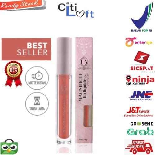 Foto Produk Madame Gie Magnifique Lip Liquide Matte Classic Series BPOM - 401 dari CityLoft