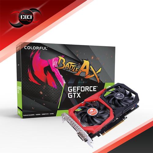 Foto Produk Colorful GeForce GTX 1660 SUPER 6GB NB 6G-V dari COC Komputer