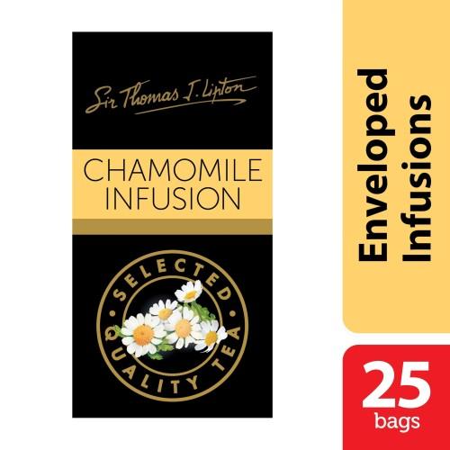Foto Produk Lipton Chamomile Infusion STL 25S dari Unilever Food Solution