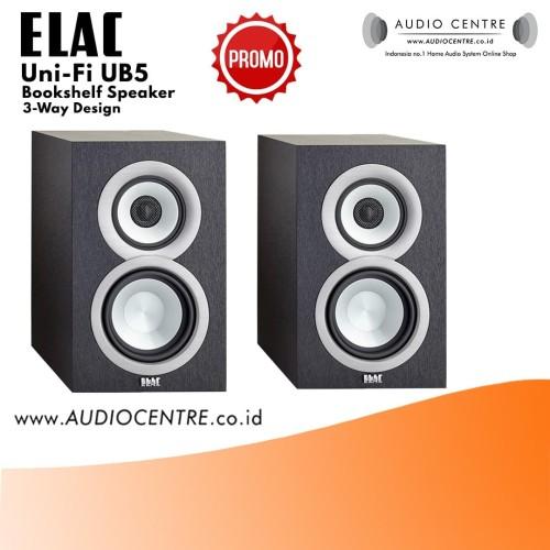 Foto Produk Elac Uni-fi UB5 Bookshelf Speaker audiocenter / audiocentre dari Audio Centre Official