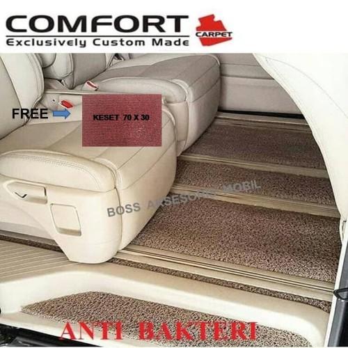 Foto Produk Karpet Mobil Comfort Deluxe Khusus Alphard / Vellfire 2010 - 2015 dari Boss Aksesoris Mobil