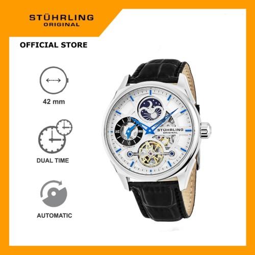 Foto Produk Jam Tangan Pria Automatic Analog Stuhrling Special Reserve 657-01 dari Chronos Time
