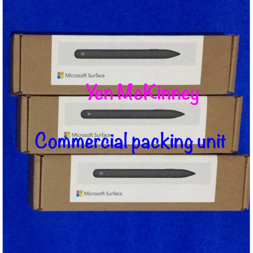Foto Produk Microsoft Surface Pen Slim and Charger included dari Yen McKinney